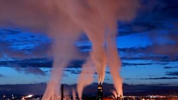 Gas a effetto serra: raggiunti i livelli più bassi dal 1995
