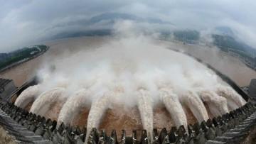 Pechino: 44 miliardi di euro e 4 maxidighe