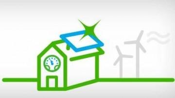 """La casa del futuro è """"intelligente e green"""""""