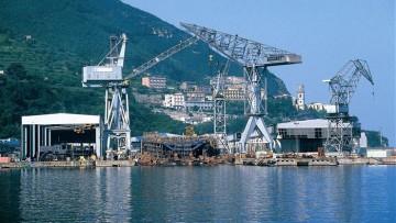 Impianti galleggianti per il trattamento dei rifiuti