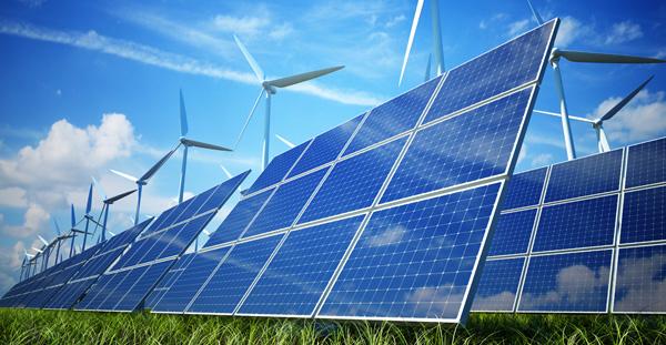 Impianto fotovoltaico eolico