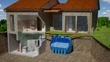 Sistemi di recupero e riutilizzo dell'acqua per un edilizia più sostenibile: le proposte di Redi