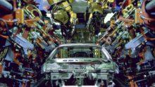 Produzione industriale: impennata ad agosto 2016, +4,1%